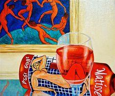 Henri Matisse Matisse Matisse Print Wine by kMadisonMooreFineArt