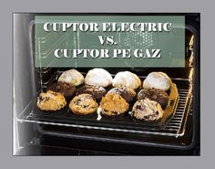 Cuptor electric vs cuptor pe gaz. Avantaje și dezavantaje Muffin, Electric, Breakfast, Food, Morning Coffee, Muffins, Meals, Cupcakes, Yemek