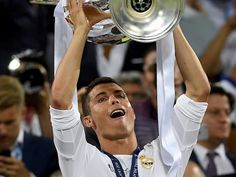 Cristiano Ronaldo left out of Real Madrid squad for Super Cup #Real_Madrid #Sevilla #Football