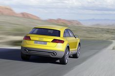 Audi Q4 Trademark Application Hints At Mercedes GLC Coupe, BMW X4 Rival