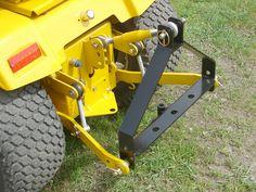 International Harvester IH Cub Cadet 3 points sleeve hitch Parts