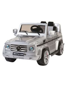Mercedes Benz G55 Ride-On Toy by Best Ride on Cars at Gilt