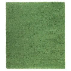 SKÅRUP Rug, high pile IKEA Long-fiber wool is extra durable, minimizes shedding and gives the rug a natural sheen. Ikea Rug, Garage Room, High Pile Rug, Montessori Room, Johnson Family, Green Art, Office Interior Design, Shades Of Green, Rugs