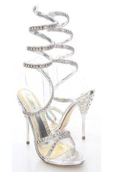 4ebba3e3eaa79 43 Best Sparkling Beauty Heels images in 2011 | Women shoes heels ...