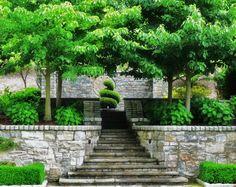 erin's art and gardens: escape to the garden......