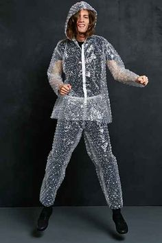Bubble Wrap Costume - Urban Outfitters