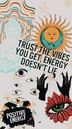 positive energy and good vibes. positive energy and good vibes. positive energy and good vibes. Magazine Collage, Aesthetic Iphone Wallpaper, Aesthetic Wallpapers, Wallpaper Quotes, Wallpaper Backgrounds, Sad Wallpaper, Disney Wallpaper, Trippy Wallpaper, Mobile Wallpaper