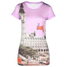 Paul By Paul Smith Big Ben T Shirt