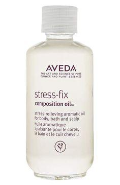 Aveda StressFix Body Oil