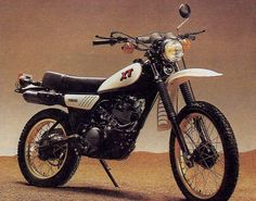 Released in 1980 this dual sport motorcycle has been a staple of back roads and farms. One was ridden by Rambo in the 1982 movie: First Blood.  http://www.hirebuysell.com.au