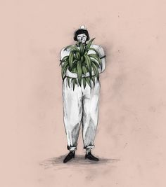 I have a weak spot for these lovely, quirky lillte characters by Norway based illustrator Marianne Engedal. Illustrations, Illustration Art, Sketches, Statue, Dark, Drawings, Instagram Posts, Fictional Characters, Material Didático