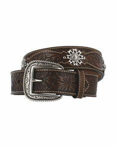 Men's Western Rowel Belt
