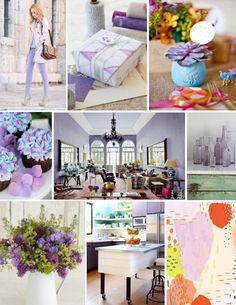 Mood Board Monday: Lilac