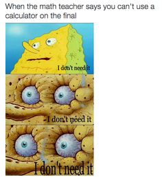 23 Pictures That Are Too Real For People Who Are Bad At Math