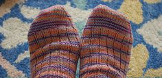 The Sock-Knitter's Companion: How to Knit Socks