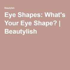 Eye shadow applications for different types of eyes