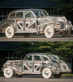Clear Pontiac 1939