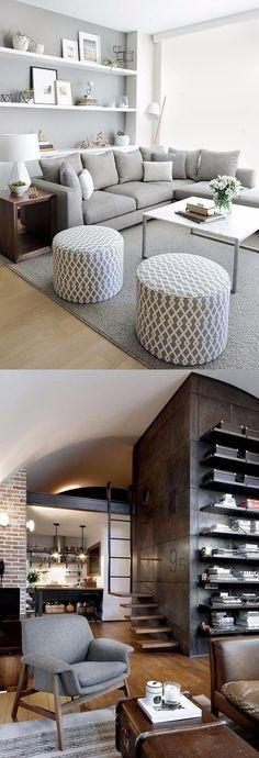 chic und stylish wohnen auf 90 quadratmetern gem tlich wohnen pinterest 90er wohnen und. Black Bedroom Furniture Sets. Home Design Ideas