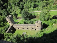 The Inside of Eltz Castle Burg Eltz Castle, Germany Castles, Catapult, Beautiful Castles, Abandoned, Balls, The Incredibles, Architecture, Places