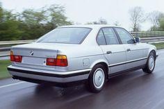 1989-1995 BMW E34 5-Series - BMW 5 Series E34 (1988–1996) Bmw 520i, Suv Bmw, Bmw E34, Bmw Cars, Bentley Exp 10, Ford Probe, German Police, Bmw Classic, Bmw 5 Series