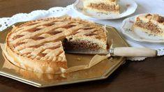 Fyrstekake Norwegian Cuisine, Norwegian Food, Norwegian Recipes, Sweet Recipes, Cake Recipes, Broccoli Cheddar, Bread And Pastries, Pavlova, Apple Pie