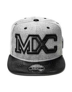Boné Snapback MXC. ref  MXC - 005. Compre em nossa loja virtual fbc906c544d