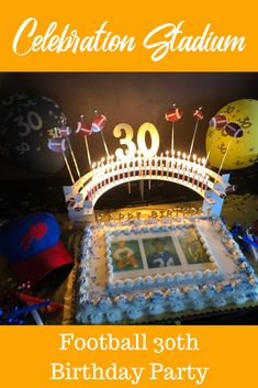 100th ANNIVERSARY OF OREO COOKIES~Large Blow-up CAKE with CANDLES