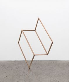 // Joshua Citarella, Telekinetic Aesthetic (2013) Copper Plated Steel, Rare-Earth Magnets