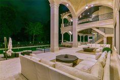 Modern Home Design, Modern Decor, Deck Gazebo, Mansion Interior, Mansions  Homes,