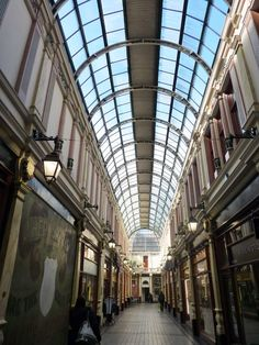 Hepworth's Arcade, Kingston upon Hull, East Yorkshire