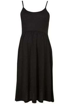 Maternity Strappy Dress. TopShop.