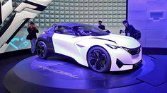 Peugeot Fractal concept - Motoring Research