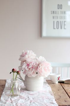 Peony // Styling the