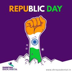 #HappyRepublicDay Freedom in Mind, Faith in Words & Pride in our Heart. Let's Salute the Nation on this Republic Day.