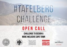 #TafelbergChallenge Since the end of #Apartheid no #affordable #housing has been built in #CapeTown's central city, perpetuating spatial injustice and social inequality. Well located affordable housing brings people clos…