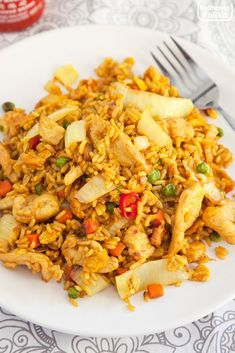 Asian Recipes, Ethnic Recipes, Kfc, Fried Rice, Fries, Curry, Chinese, Dinners, Food