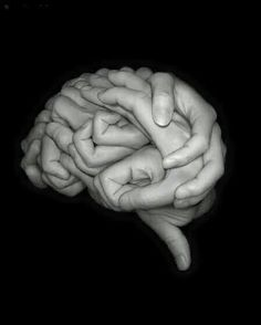 So cool.. Hands but it looks like a brain