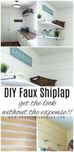 34 Best Shiplap In Kitchen Images In 2017 Home Decor Diy Ideas