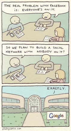 The truth about Google+.