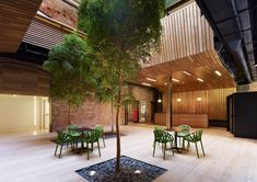Building of the Year 2012, Interiors: New offices of the Botín Foundation / MVN Arquitectos