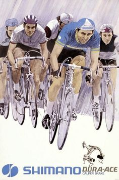 cadenced: Shimano Dura-Ace advertisement from 1979 found on...