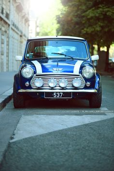 Mini Cooper Sport Vintage by Alain Wallior on 500px