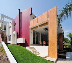 RESIDENCIA NUÑO: Casas de estilo Moderno por Excelencia en Diseño