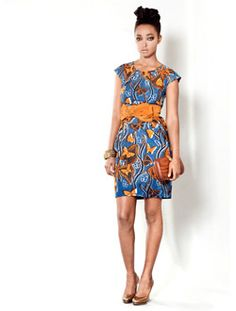 Sika Designs. Stylish and wearable clothing inspired by the rich and diverse culture of Ghana.