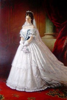Елизавета I. Баварская (Sissi)австрийская императрица