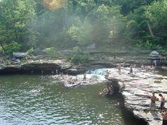 Little River Canyon, Fort Payne, AL. Marthas Falls, Little Falls DSC09096