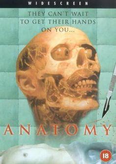 Anatomi 1-2 - Anatomie 1-2 - Boxset - DVDRip Film Afis Movie Poster