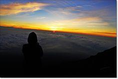 Sunrise. by NgirNgir, via Flickr