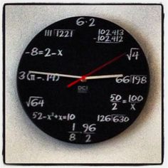 Another cool clock.