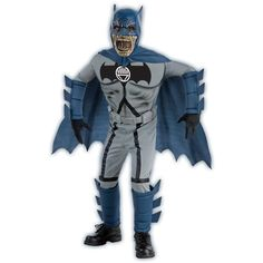 It is the Blackest Night when our superhero turns super zombie! You're the guardian of the universe when you are the Batman Blue Deluxe Zombie. Batman Halloween Costume, Batman Costumes, Scary Costumes, Boy Costumes, Super Hero Costumes, Halloween Costumes For Kids, Costume Zombie, Costume Ideas, Children Costumes
